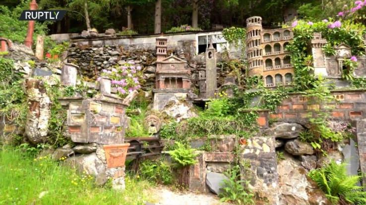 Minijature su pravljene od betona