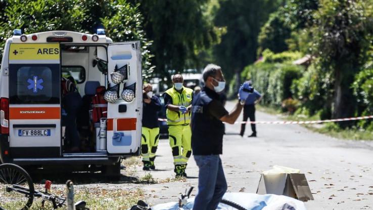 Policija je brzo locirala napadača