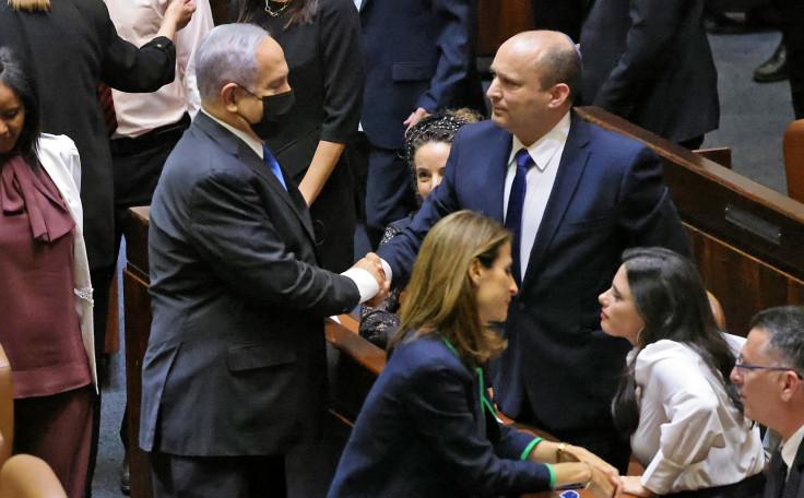 Netanjahu čestita Benetu