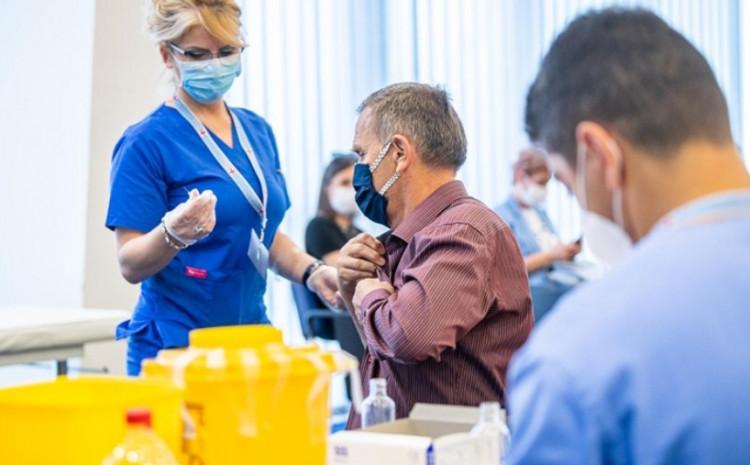 Prvu dozu vakcina protiv koronavirusa primilo je 145.130 građana