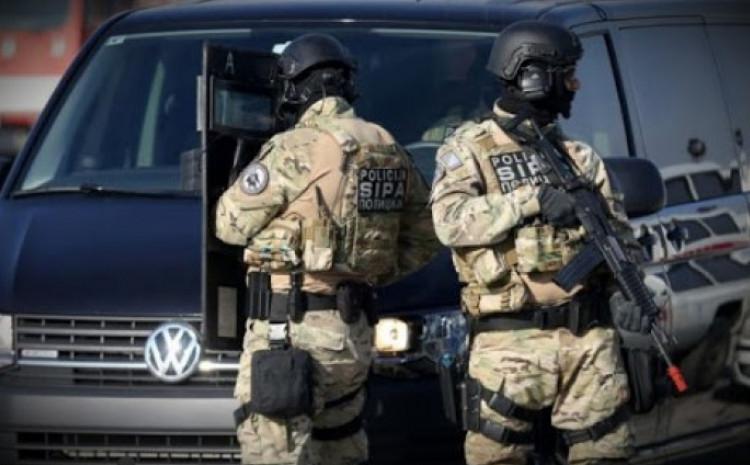 Hapšenja u Bihaću