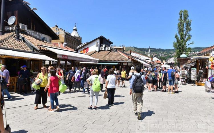 Državljani Srbije pozvani da dođu u turističku posjetu Sarajevu