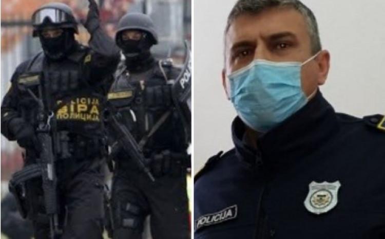 Nermin Mahmutspahić, komandir policijske stanice Bosanski Petrovac