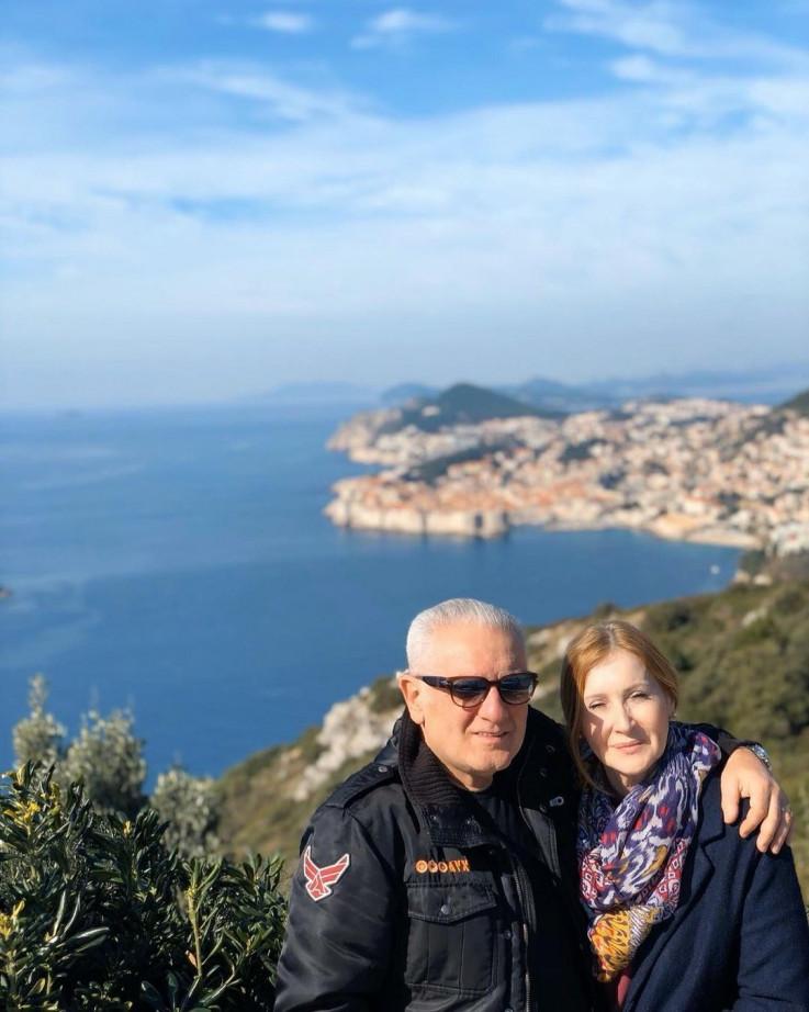 Željko Samardžić sa suprugom Majom: Harmonija našeg braka počiva na ljubavi i poštovanju