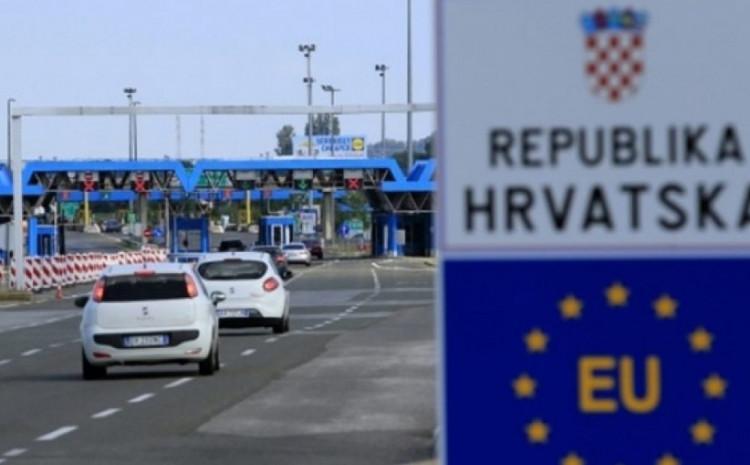 Uočeni problemi na granici s Hrvatskom