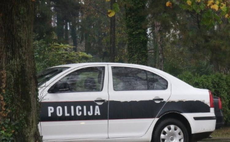 Policija zadržala muškarca koji je ispalio hitac