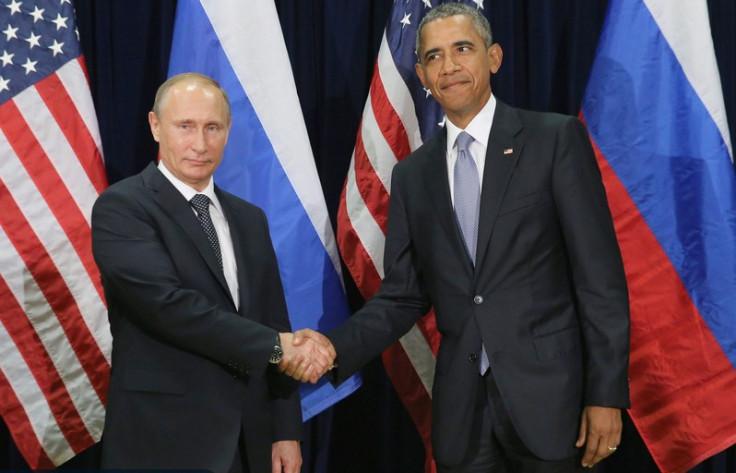 Putin i Obama