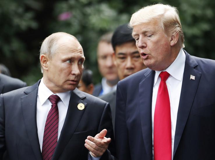 Putin sa Trampom
