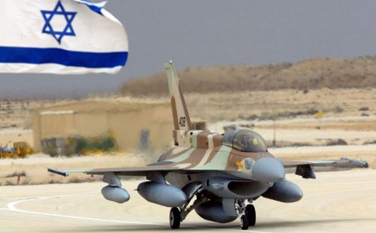 Izraelski borbeni avioni gađali su noćas mete