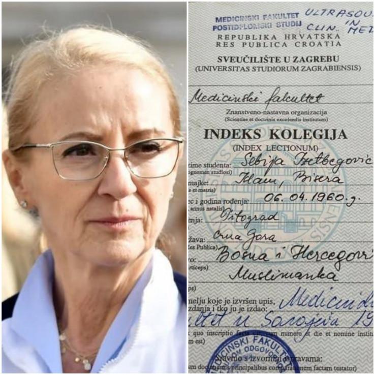 Sebija Izetbegović: Kako je za godinu položila 10 ispita
