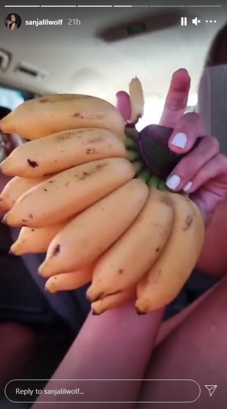 Treći stori posvećen bananama