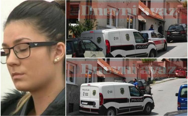 Alisa Mutap uhapšena danas