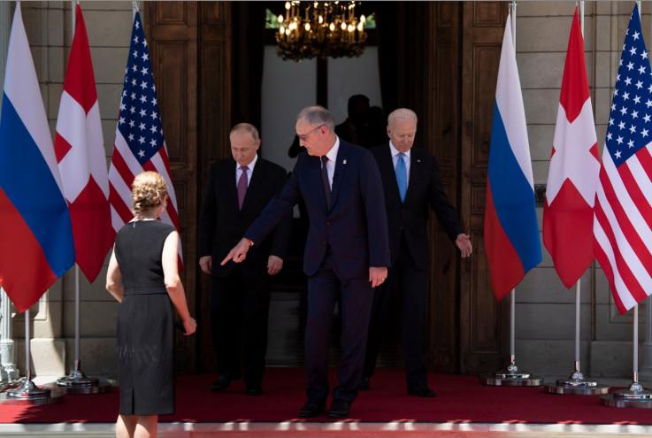 Putin o napadu na Kapitol Hil i BLM: Suosjećamo s onim što se dešavalo u SAD, ali ne želimo da se to desi u Rusiji W873