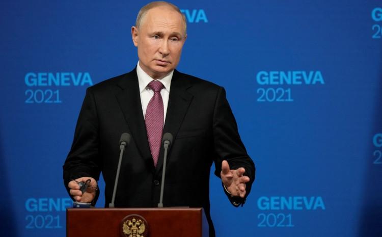 Putin o napadu na Kapitol Hil i BLM: Suosjećamo s onim što se dešavalo u SAD, ali ne želimo da se to desi u Rusiji 873x400