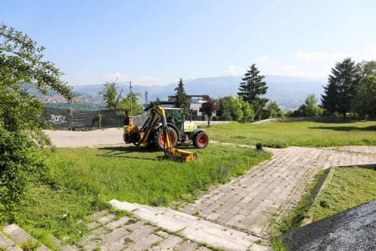 Uređivanje zelene površine