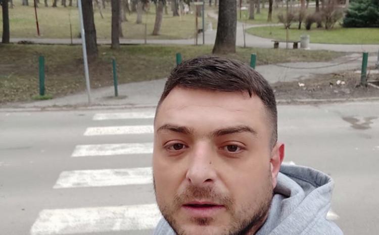 Gazvan: Uhapšen na graničnom prijelazu Zvornik