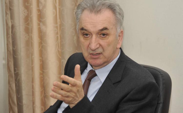 Mirko Šarović: Dodik pravio predstavu za glasače