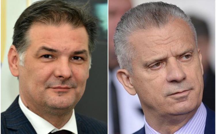 Mirvad Kurić i Fahrudin Radončić