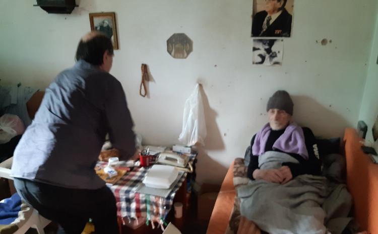 Uručena pomoć dedi Abdulahu