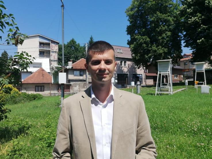 Krajinović: Plasiranje informacija