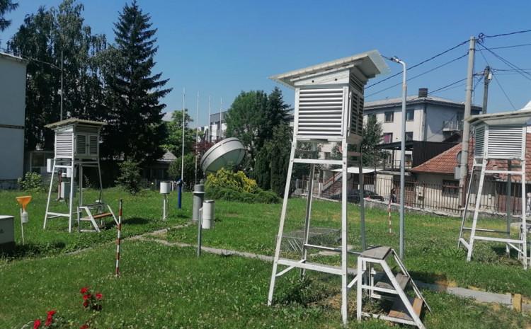Meteorološka mjerenja se vrše više od 130 godina