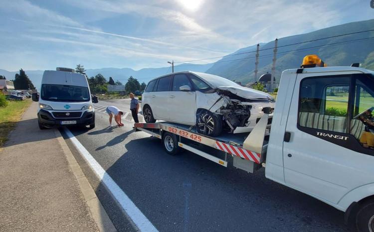 Odvoženje vozila s mjesta nesreće