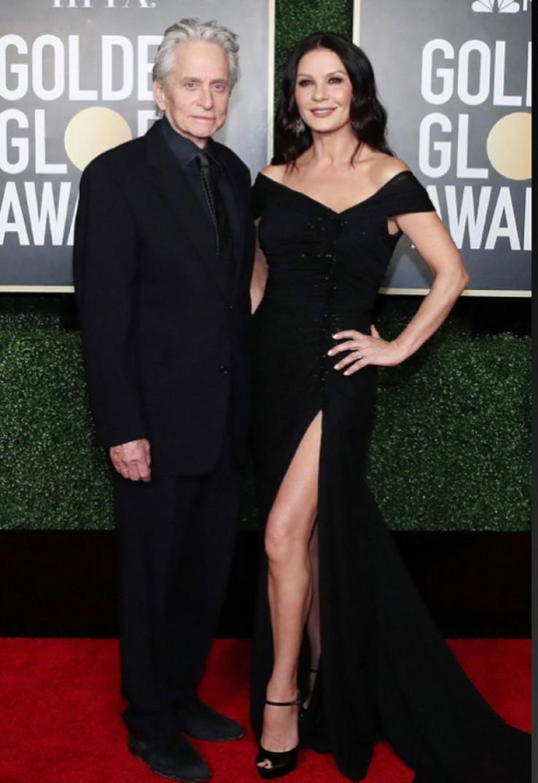 Majkl Daglas i Ketrin Zeta Džons