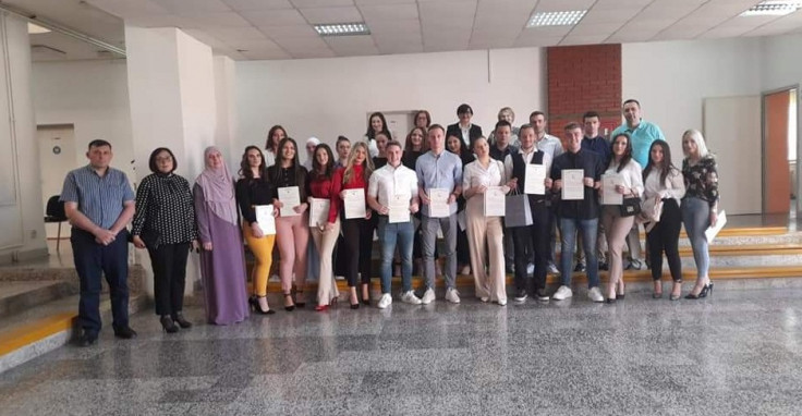 Dobitnici nagrade i priznanja