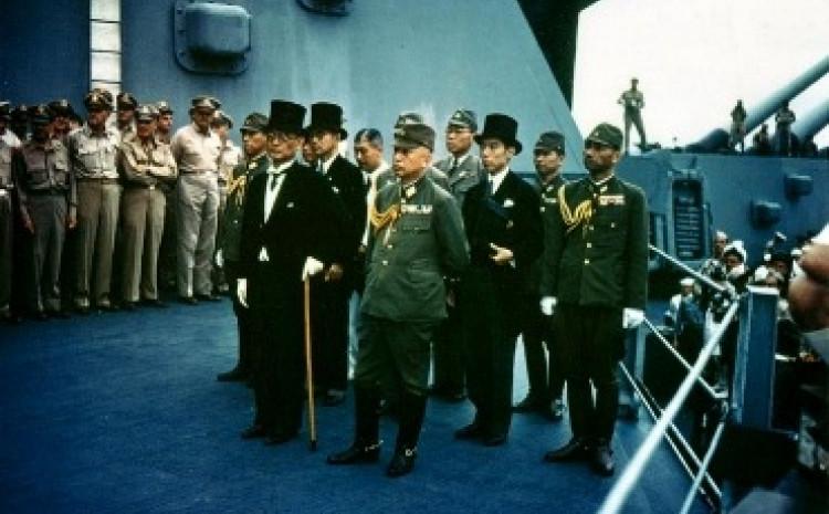 Predali se japanski vojnici