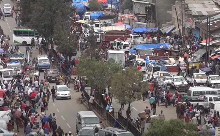Etiopija: Danas izbori