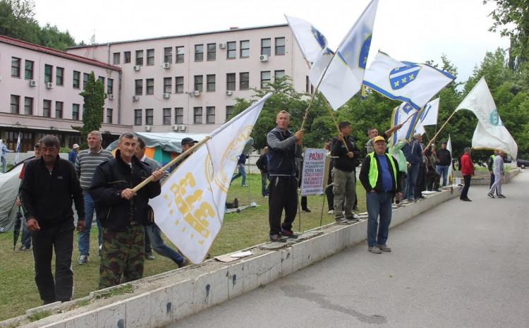 Udruženja se bore i za prava ranjenika