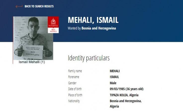 Ismail Mehali