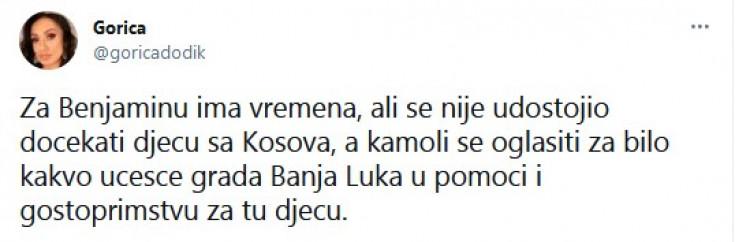 Status Gorice Dodik