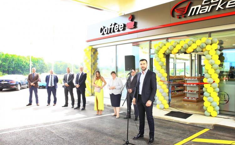 Hifa Oil – Euro Oil otvorila u Danilovgradu svoju 3. benzinsku pumpu, do kraja godine novi objekti u Crnoj Gori