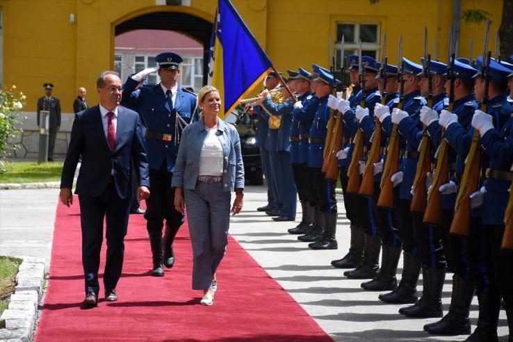 Podžić i Taner u Sarajevu