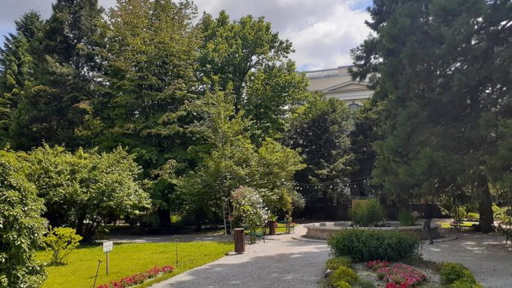 Jedinstvena botanička bašta u državi