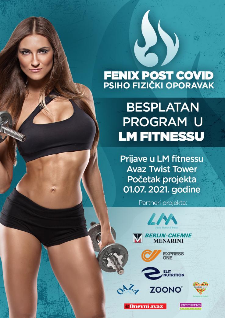 Počinje besplatni program vježbanja za 100 građana Sarajeva