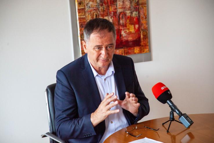 Lagumdžija: Head of the HJPC