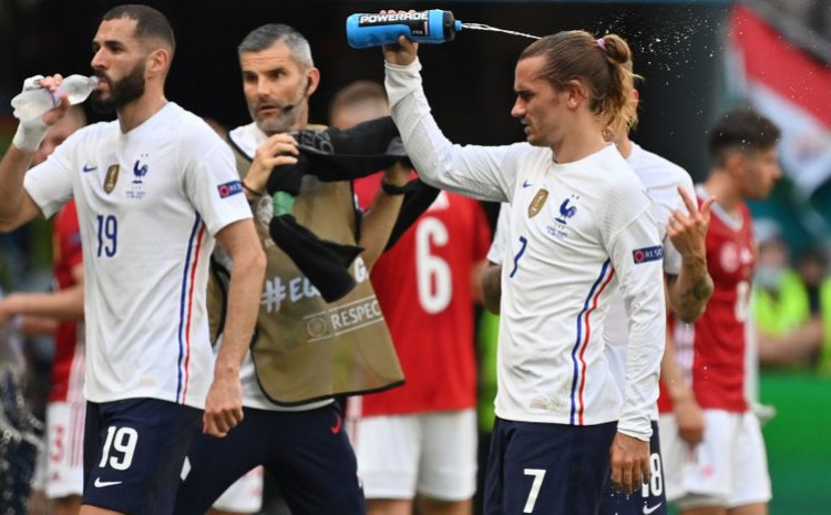 Mozzart daje najveće kvote na svijetu: Francuska 2,45, Španija 1,27, Njemačka 1,23, Poljska 2,80!