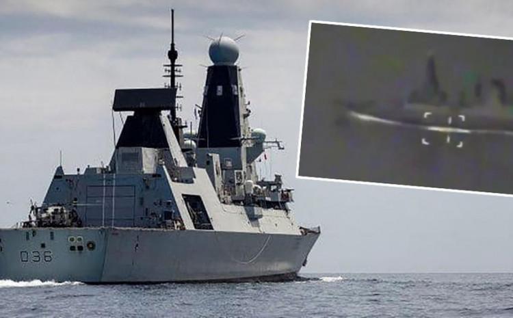 "HMS ""Defender"": Izbjegnut sukob širih razmjera"