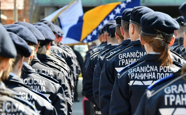 Graničnoj policiji nedostaje više od 1.000 policajaca