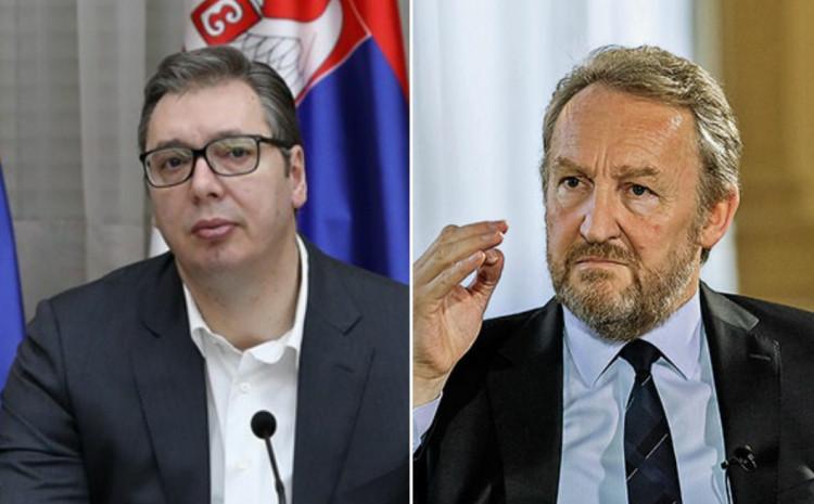 Vučić i Izetbegović