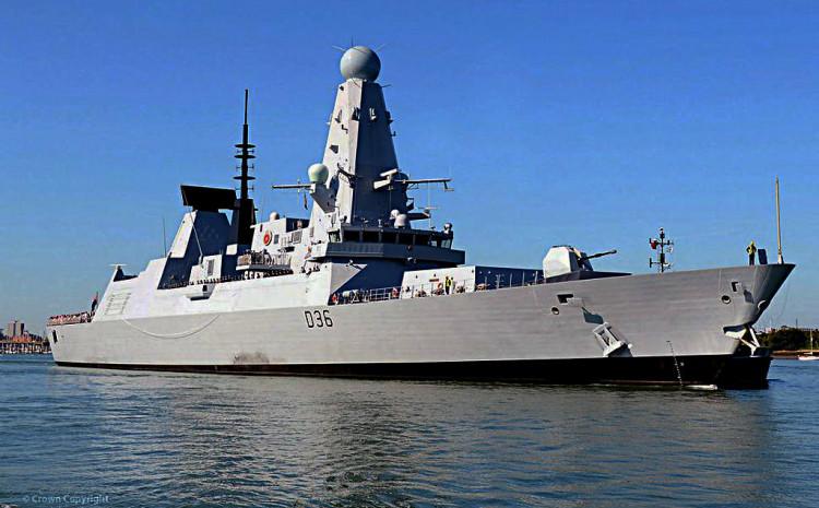 """Rusija objavila snimak paljbe na britanski brod koji je plovio """"krimskim vodama"""" 873x400"""