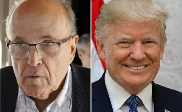 Đulijani i Tramp: Neuspjela teza o ukradenim izborima