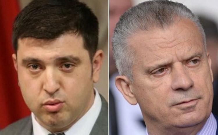 Admir Čavka i Fahrudin Radončić