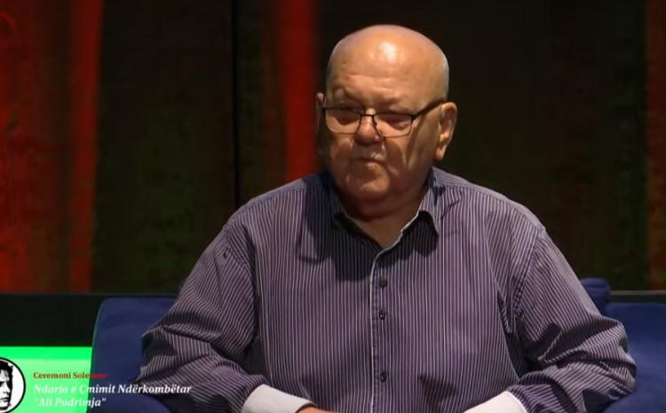 Sidran u Prištini primio nagradu za životno djelo