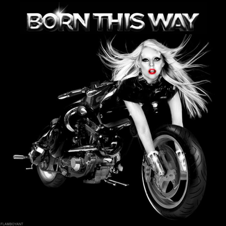 "Reizdanje albuma ""Born This Way"""