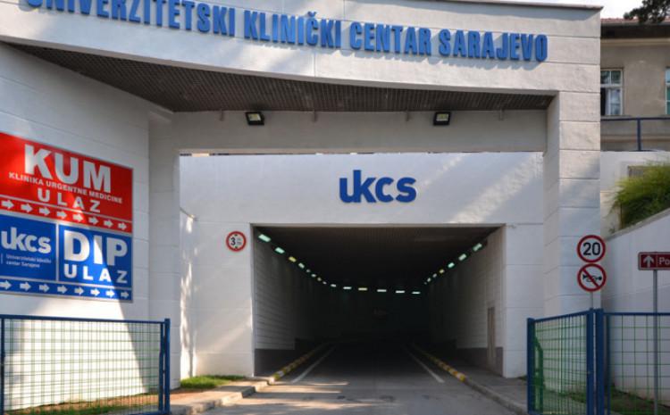 Migrant zbrinut na KCUS-u