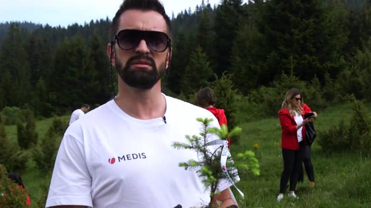Direktor firme Emir Fazlić