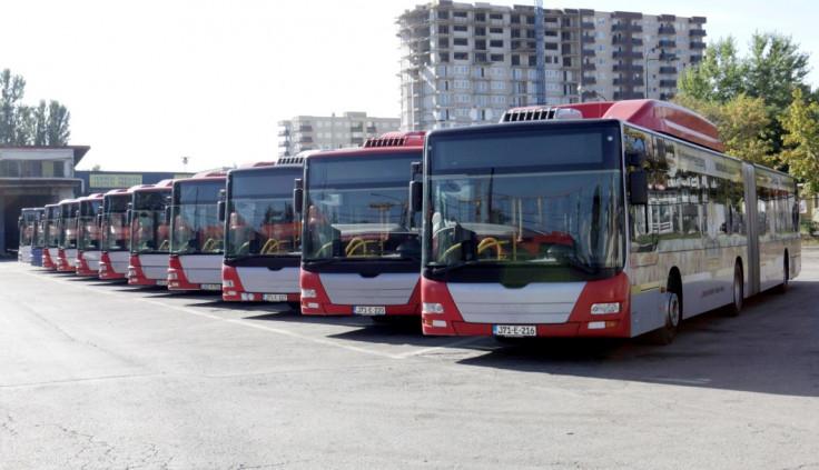 Doći će do kraćih zastoja na tramvajskim, trolejbuskim i autobuskim linijama